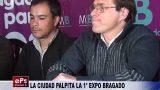 LA CIUDAD PALPITA LA 1° EXPO BRAGADO