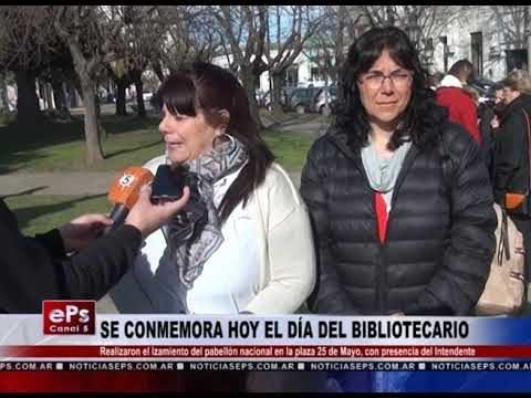 SE CONMEMORA HOY EL DÍA DEL BIBLIOTECARIO