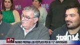 WARNES PREPARA LOS FESTEJOS POR SU 112° ANIVERSARIO