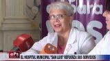 EL HOSPITAL MUNICIPAL SAN LUIS REFUERZA SUS SERVICIOS