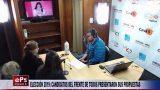 ELECCIÓN 2019 CANDIDATOS DEL FRENTE DE TODOS PRESENTARON SUS PROPUESTAS