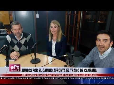 JUNTOS POR EL CAMBIO AFRONTA EL TRAMO DE CAMPAÑA