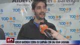 SERGIO BARENGHI CIERRA SU CAMPAÑA CON UNA GRAN CARAVANA