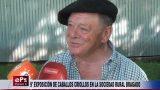 9° EXPOSICIÓN DE CABALLOS CRIOLLOS EN LA SOCIEDAD RURAL BRAGADO