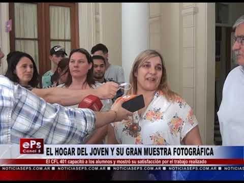 EL HOGAR DEL JOVEN Y SU GRAN MUESTRA FOTOGRÁFICA