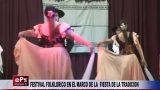 FESTIVAL FOLKLORICO EN EL MARCO DE LA FIESTA DE LA TRADICION
