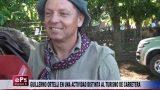 GUILLERMO ORTELLI EN UNA ACTIVIDAD DISTINTA AL TURISMO DE CARRETERA