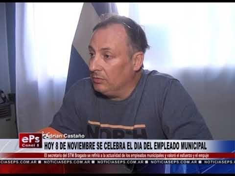 HOY 8 DE NOVIEMBRE SE CELEBRA EL DIA DEL EMPLEADO MUNICIPAL