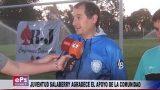 JUVENTUD SALABERRY AGRADECE EL APOYO DE LA COMUNIDAD