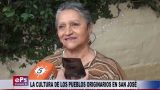 LA CULTURA DE LOS PUEBLOS ORIGINARIOS EN SAN JOSÉ
