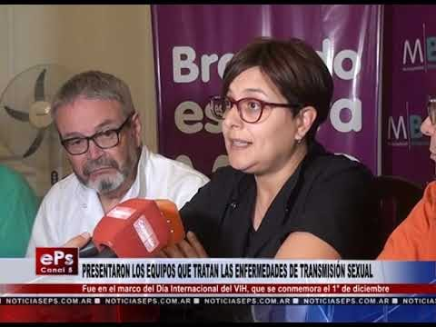 PRESENTARON LOS EQUIPOS QUE TRATAN LAS ENFERMEDADES DE TRANSMISIÓN SEXUAL