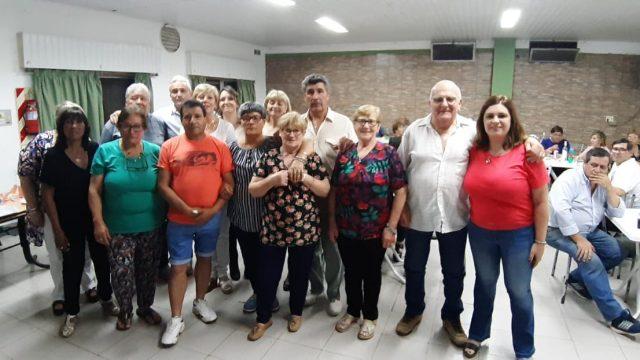 JUBILADOS DE MECHITA CERRARON UN AÑO DE MUCHO TRABAJO