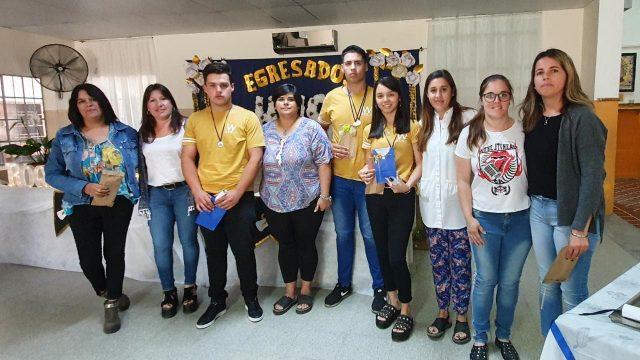 LA E.E.S. N°7 DE WARNES DESPIDIÓ A LOS EGRESADOS DE LA PROMOCIÓN 2019