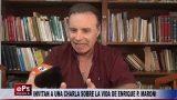 INVITAN A UNA CHARLA SOBRE LA VIDA DE ENRIQUE P MARONI