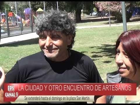 LA CIUDAD Y OTRO ENCUENTRO DE ARTESANOS