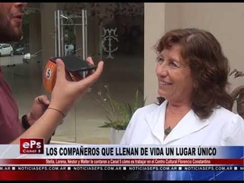 LOS COMPAÑEROS QUE LLENAN DE VIDA UN LUGAR ÚNICO