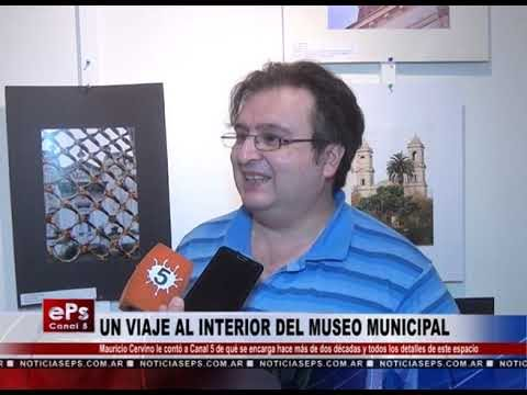 UN VIAJE AL INTERIOR DEL MUSEO MUNICIPAL