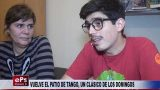 VUELVE EL PATIO DE TANGO, UN CLÁSICO DE LOS DOMINGOS