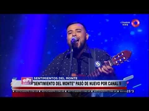 SENTIMIENTO DEL MONTE PASÓ DE NUEVO POR CANAL 9