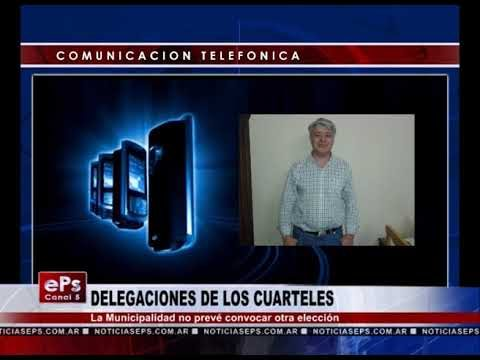 DELEGACIONES DE LOS CUARTELES