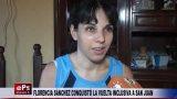 FLORENCIA SÁNCHEZ CONQUISTÓ LA VUELTA INCLUSIVA A SAN JUAN