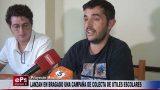 LANZAN EN BRAGADO UNA CAMPAÑA DE COLECTA DE UTILES ESCOLARES
