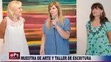MUESTRA DE ARTE Y TALLER DE ESCRITURA