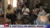 SE CONSTITUYO EL FORO AMBIENTAL BRAGADO PARTE 2