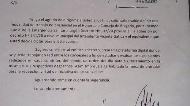 CONCEJALES DE ACCIÓN PARA EL DESARROLLO PIDEN QUE EL LEGISLATIVO LOCAL TRABAJE DE FORMA ON LINE