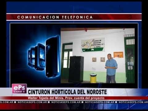 CINTURON HORTICOLA DEL NORESTE