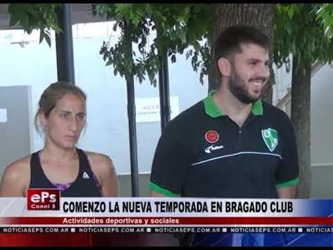 COMENZO LA NUEVA TEMPORADA EN BRAGADO CLUB