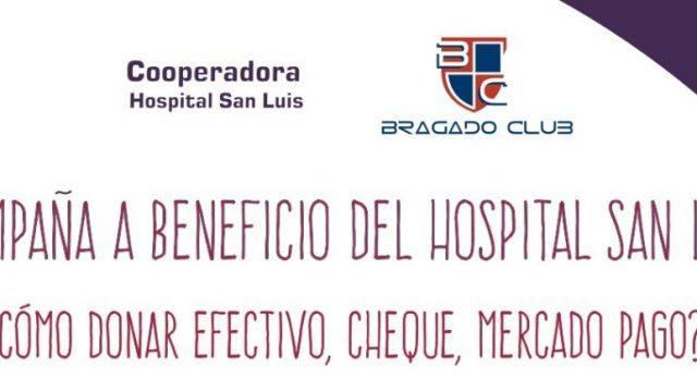 ESTÁ EN MARCHA UNA CAMPAÑA A BENEFICIO DEL HOSPITAL