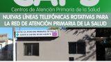 LOS CAPS ATENDERÁN LOS CONSULTORIOS EXTERNOS DEL HOSPITAL