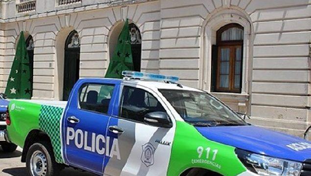 PARTE POLICIAL POR MUERTE, ROBO DE MOTOS Y APREHENSION