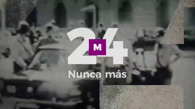 PRESENTARÁN UN DOCUMENTAL SOBRE LA DICTADURA MILITAR
