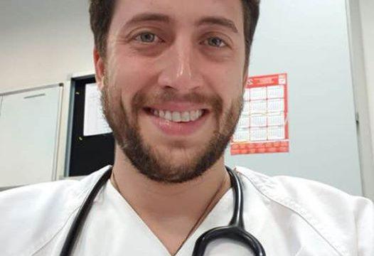 DESDE ESCOCIA NOS HABLA EL MEDICO BRAGADENSE MANUEL VIOTTI