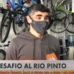 DESAFIO AL RIO PINTO